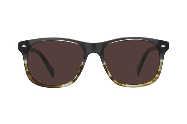 Lunettos Cam Gray Sunglasses