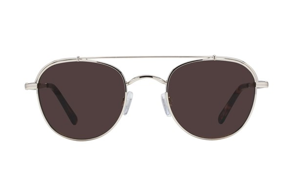Lunettos Enzo Gold Sunglasses