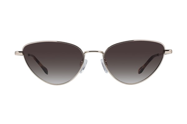Westend Sedona Gold Sunglasses
