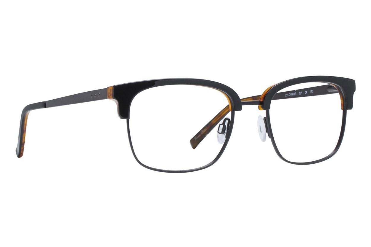 Randy Jackson RJ 1092 Black Eyeglasses