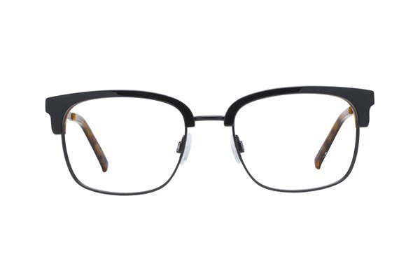 Randy Jackson RJ 1092 Black Eyeglasses
