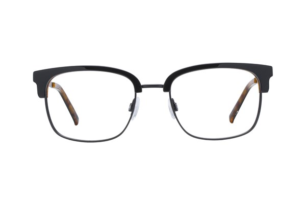 Randy Jackson RJ 1092 Eyeglasses - Black