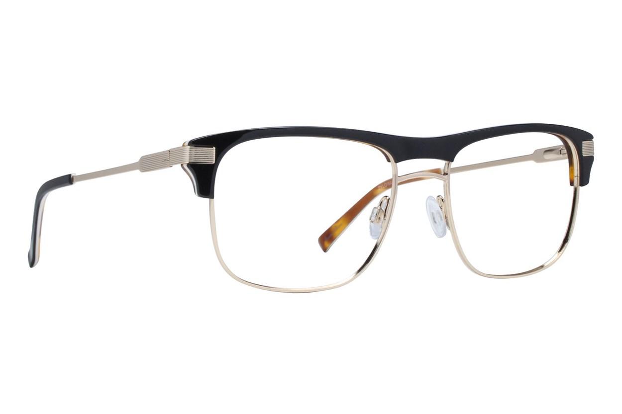 Randy Jackson RJ 1101 Black Eyeglasses