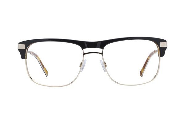 Randy Jackson RJ 1101 Black Eyeglasses