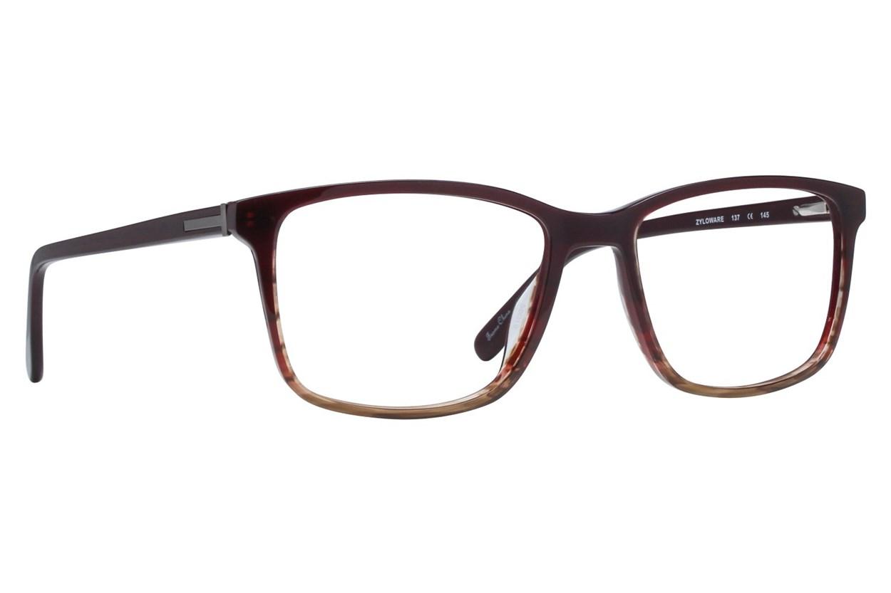 Randy Jackson RJ 3044 Wine Eyeglasses