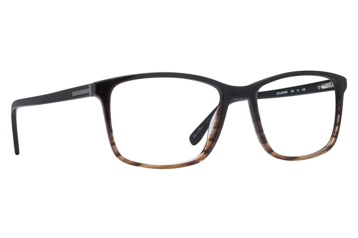 Randy Jackson RJ 3044 Brown Eyeglasses