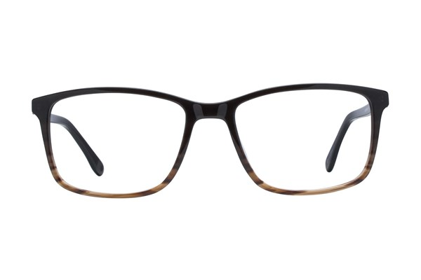 Randy Jackson RJ 3044 Eyeglasses - Brown