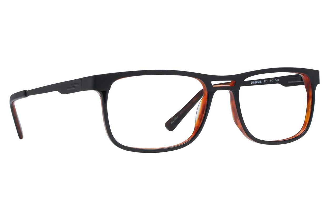 Randy Jackson RJ 3057 Eyeglasses - Black