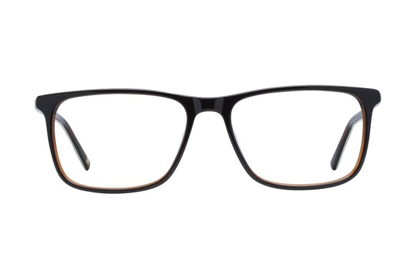 Randy Jackson RJ 3060 Black Eyeglasses