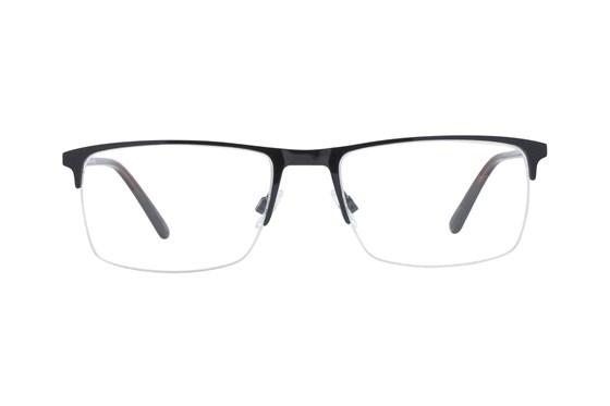 Randy Jackson RJ 1085 Black Eyeglasses