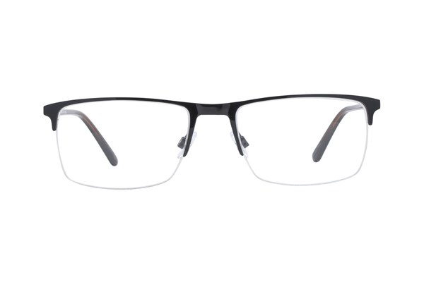 Randy Jackson RJ 1085 Black Eyeglasses