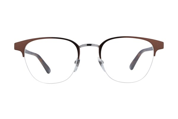 Gucci GG0020O Brown Eyeglasses