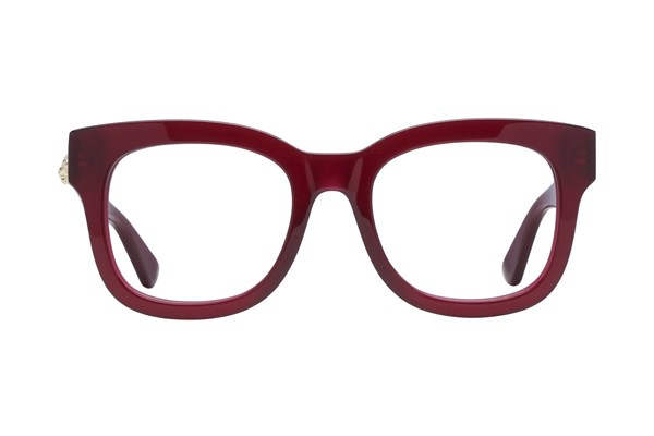 Gucci GG0033O Eyeglasses - Red