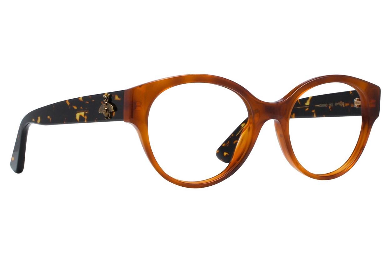 Gucci GG0099O Tortoise Eyeglasses