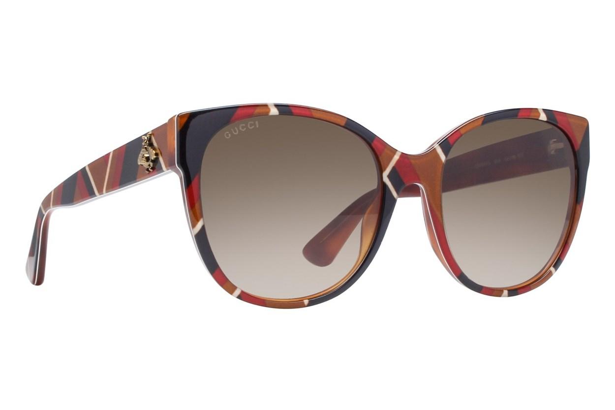 Gucci GG0097S Multi Sunglasses