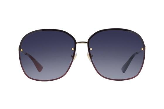 Gucci GG0228S Gold Sunglasses