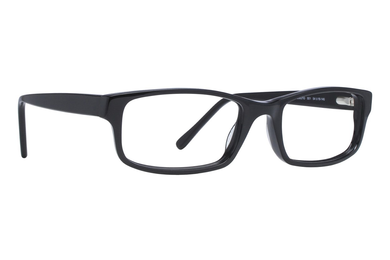 Puma PE0021O Black Eyeglasses
