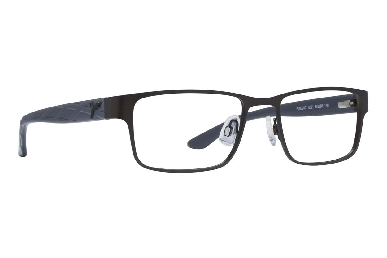Puma PU0024O Black Eyeglasses
