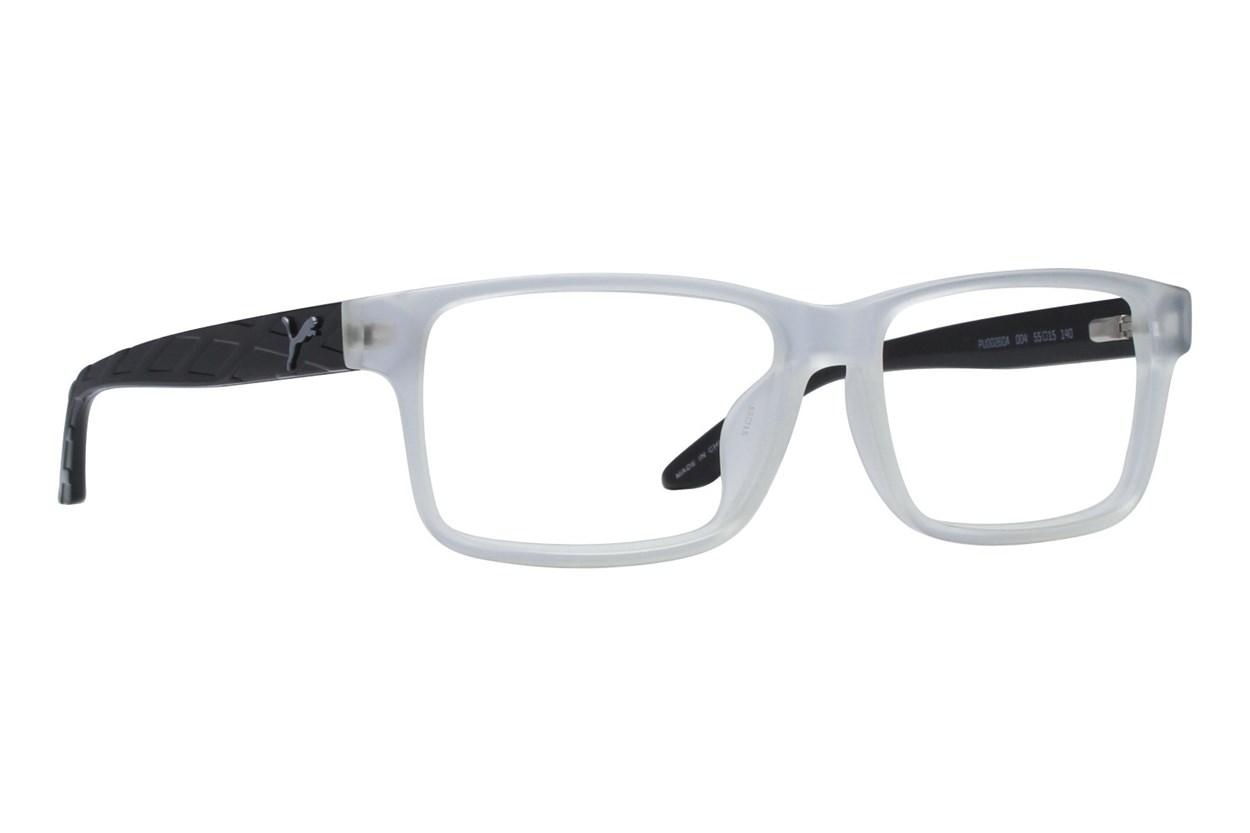 Puma PU0026OA Clear Eyeglasses