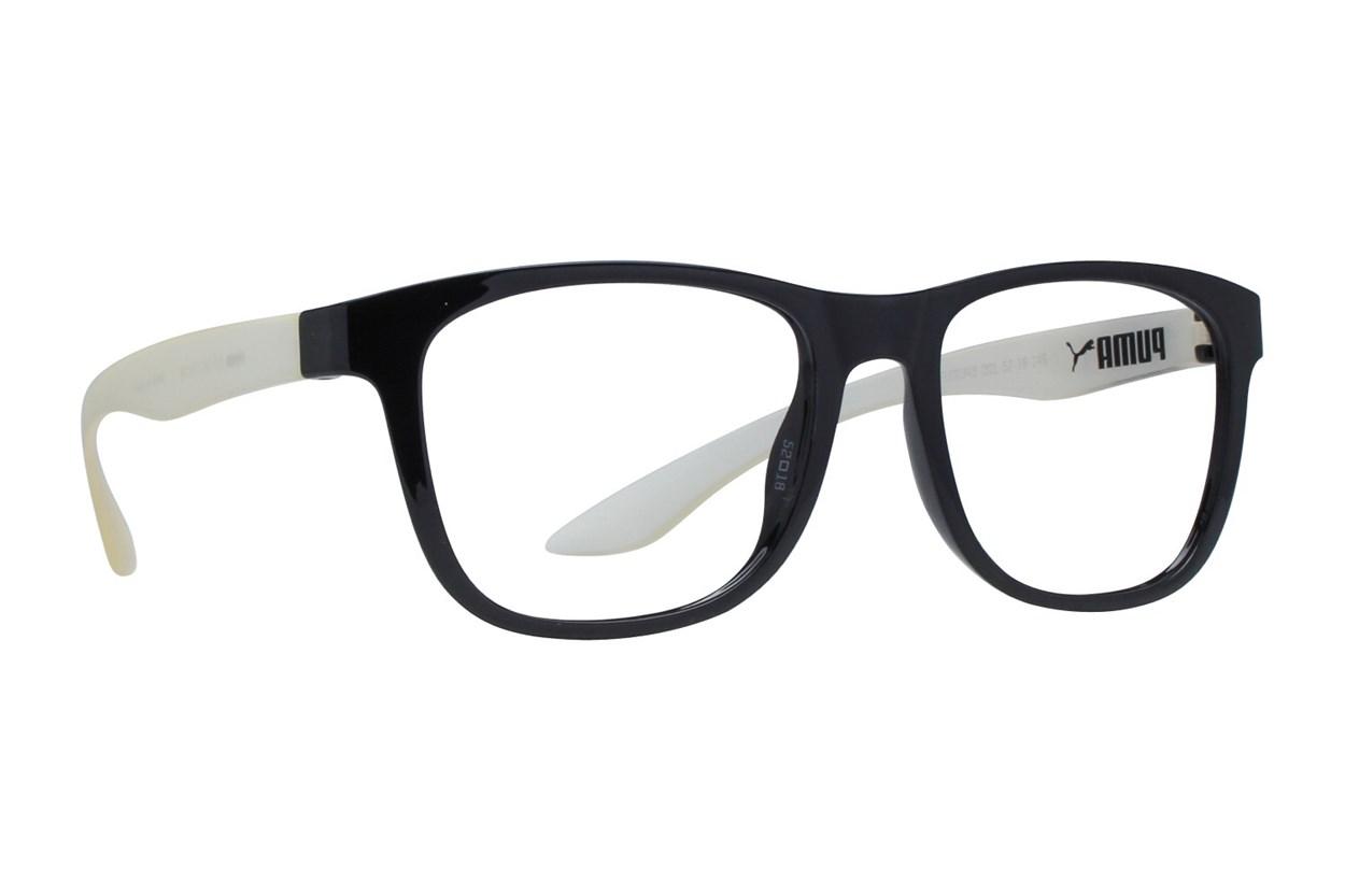 Puma PU0034O Black Eyeglasses