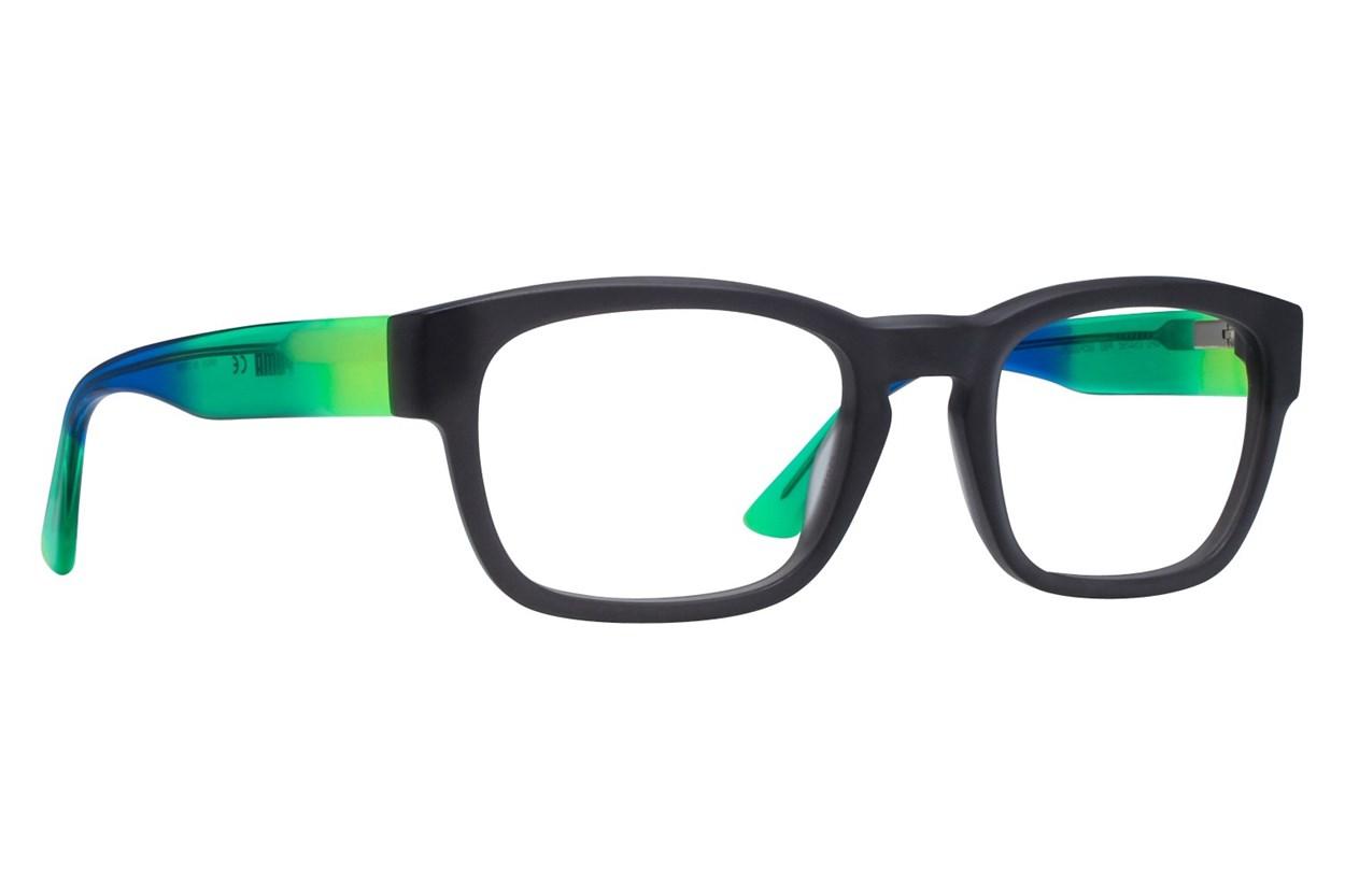 Puma PU0045O Gray Eyeglasses
