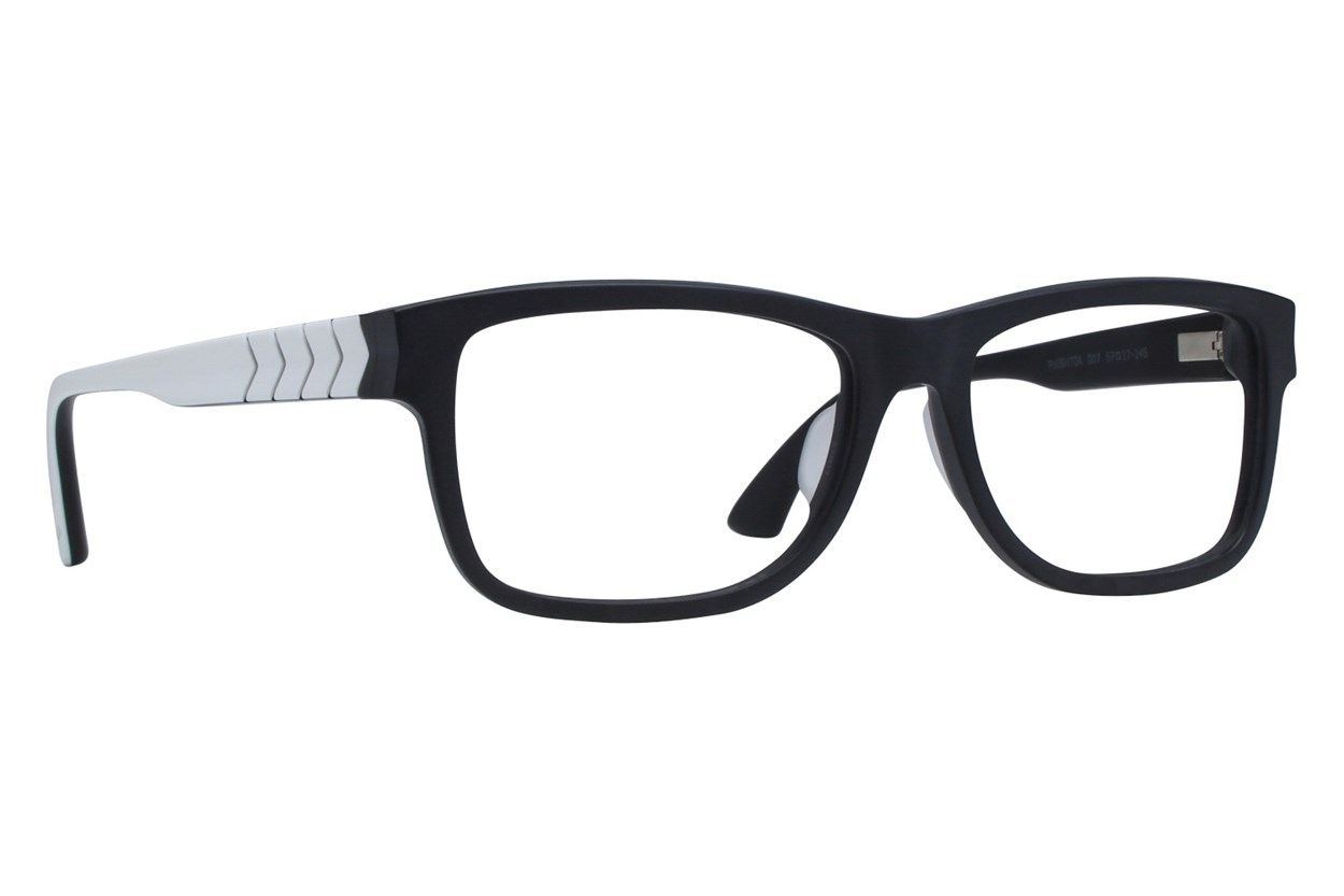 Puma PU0047OA Black Eyeglasses
