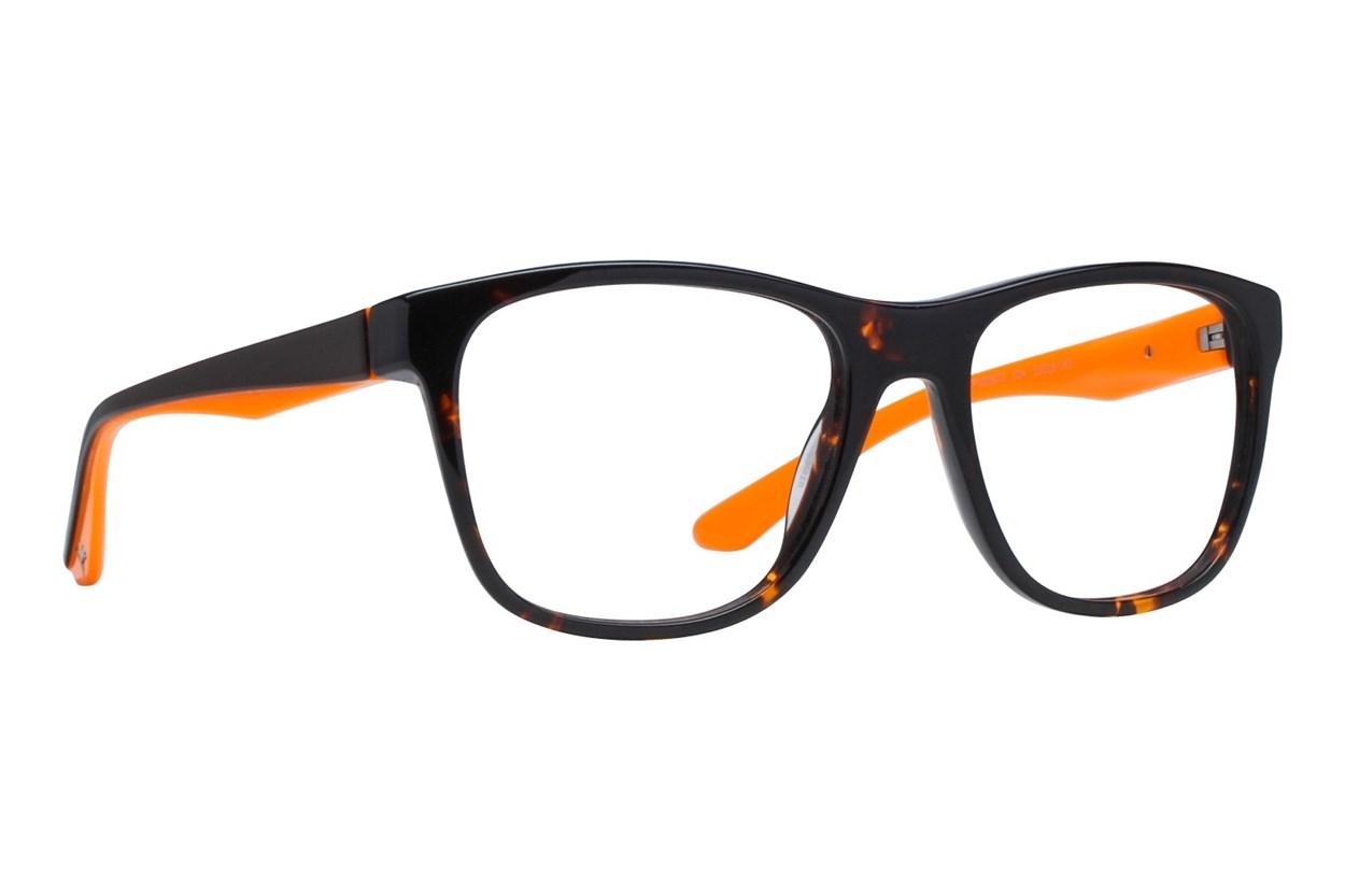 Puma PU0067O Tortoise Eyeglasses