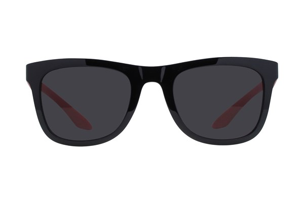 Puma PU0016S Black Sunglasses