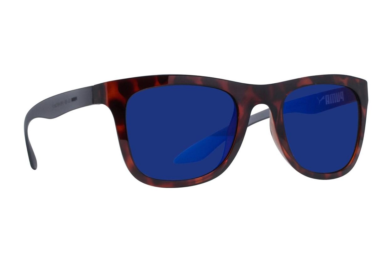 Puma PU0016S Tortoise Sunglasses