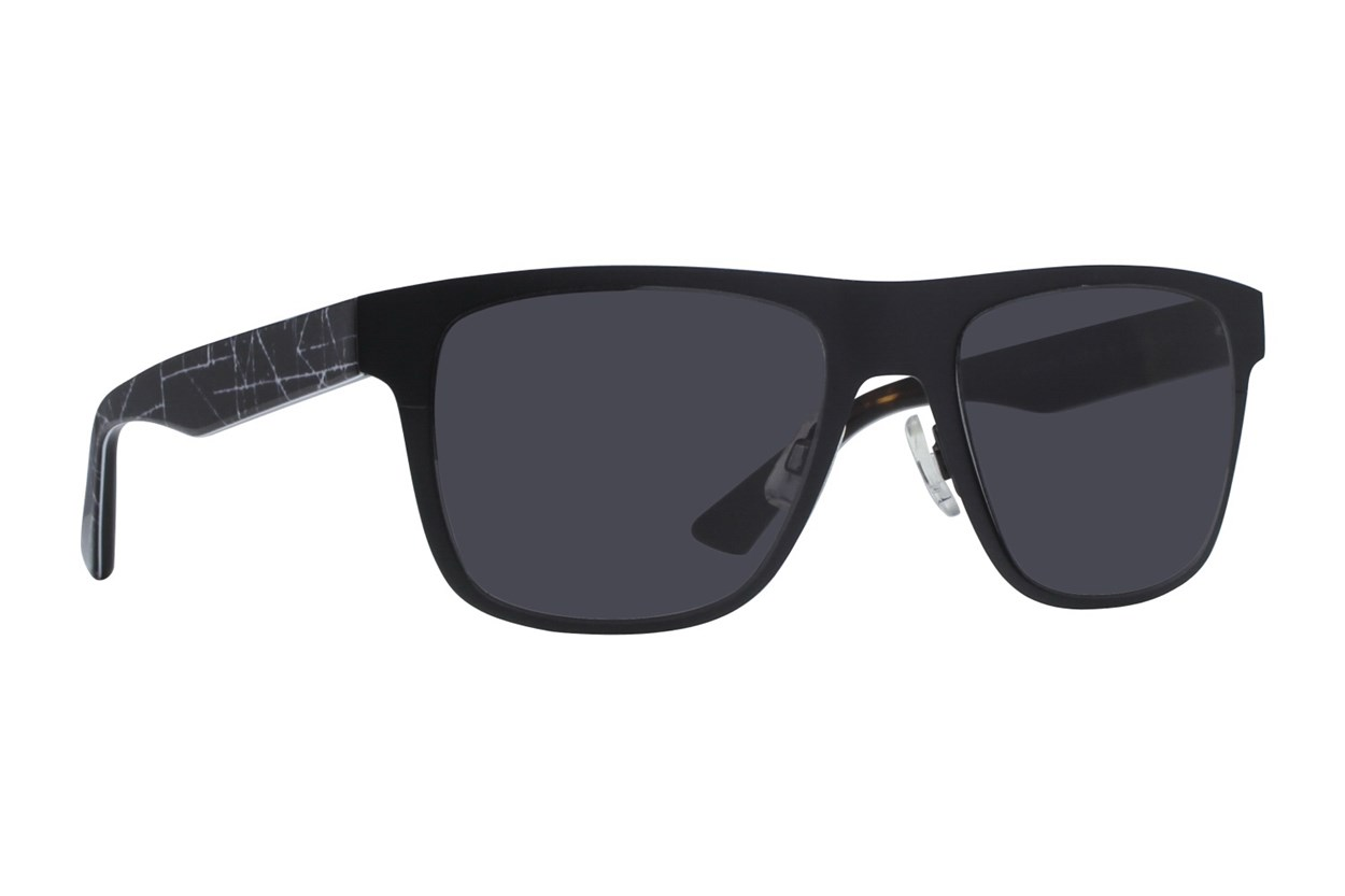 Puma PU0069S Black Sunglasses