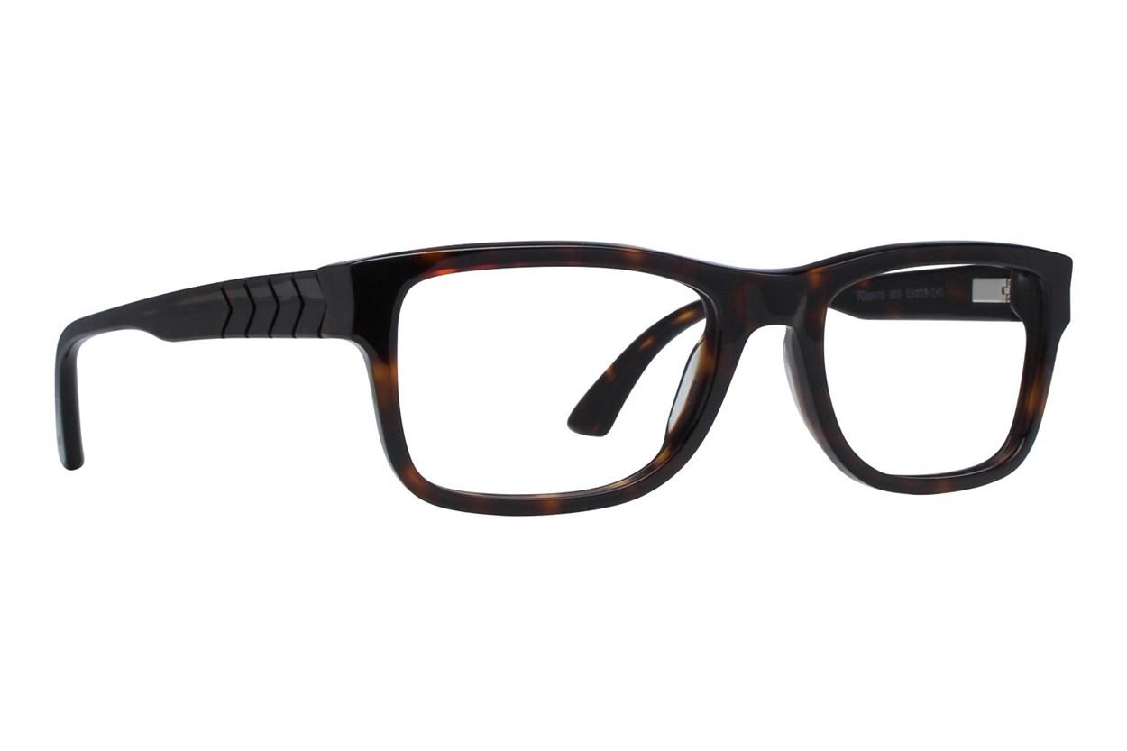Puma PU0047O Tortoise Eyeglasses