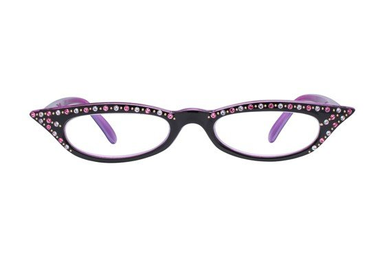 I Heart Eyewear Kitty Pink Black