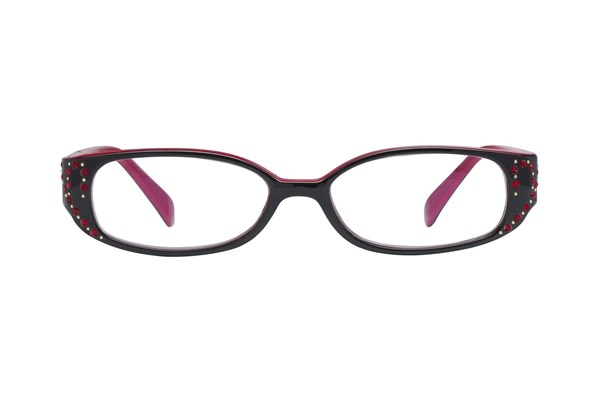 I Heart Eyewear Jules Readers ReadingGlasses - Black