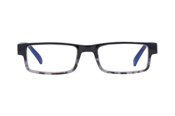 I Heart Eyewear Joey Readers ReadingGlasses - Black