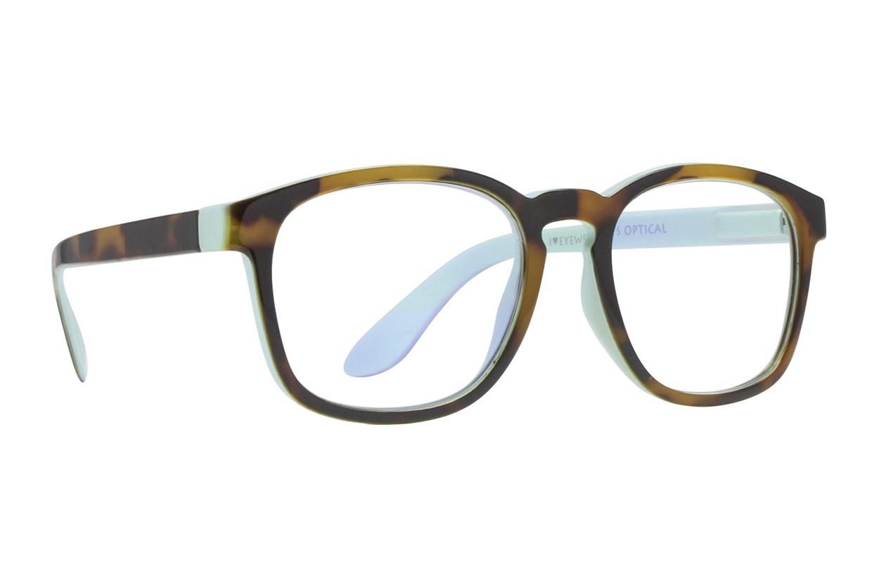 I Heart Eyewear Malibu Computer Reading Glasses Tortoise ComputerVisionAides