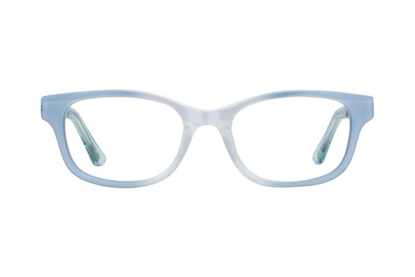 Disney Frozen FZE904 Eyeglasses - Blue
