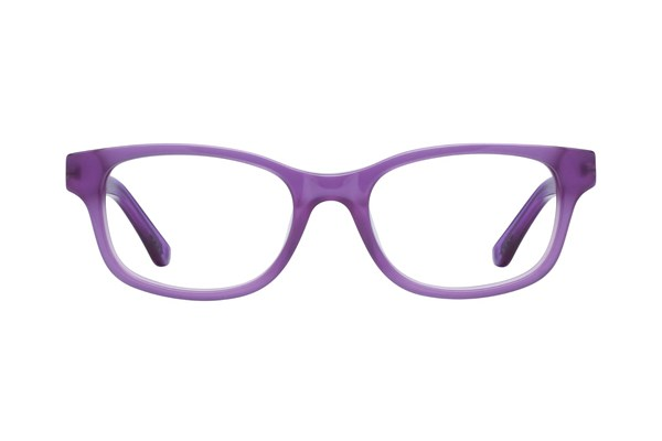 Disney Frozen FZE905 Eyeglasses - Purple