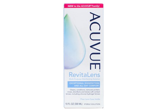 ACUVUE™ RevitaLens Multi-Purpose Disinfecting Solution 10 FL OZ SolutionsCleaners