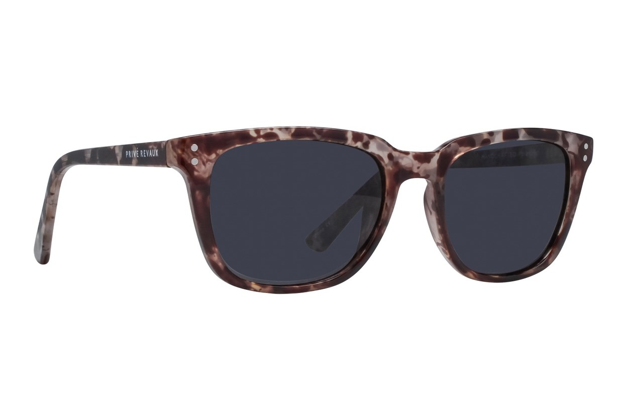 Prive Revaux Dean Black Sunglasses