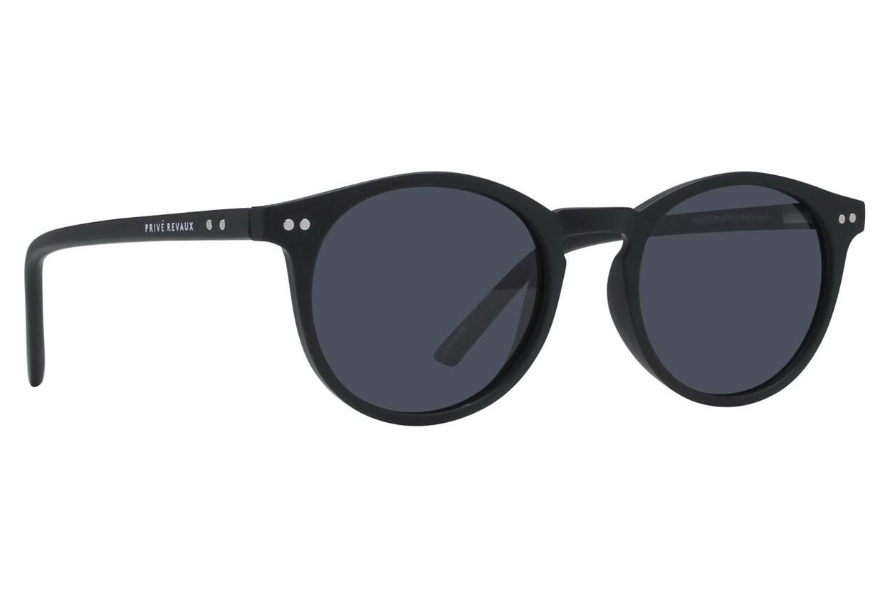 Prive Revaux Maestro Sun Black Sunglasses
