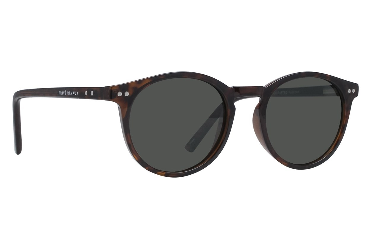 Prive Revaux Maestro Sun Tortoise Sunglasses