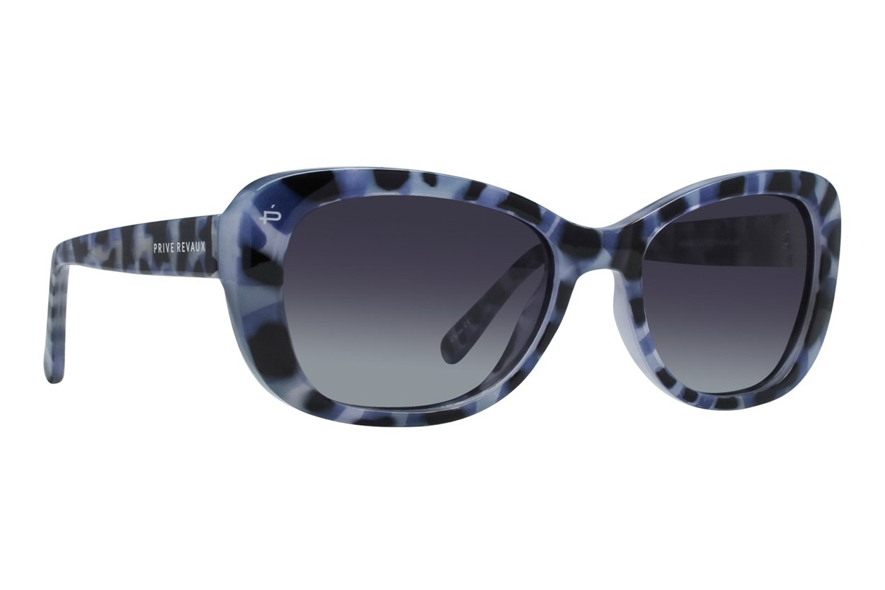 Prive Revaux Lifestyle Blue Sunglasses