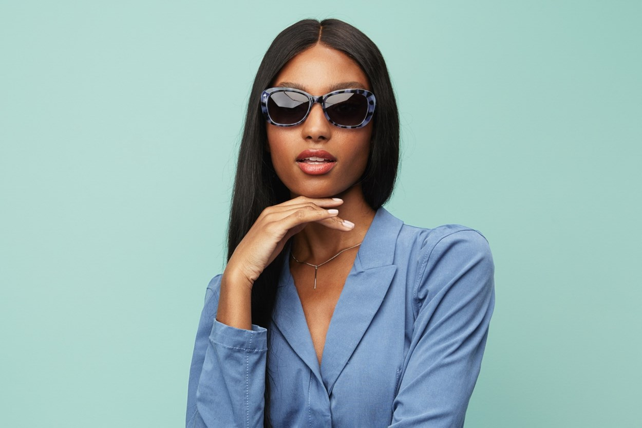 Alternate Image 1 - Prive Revaux Lifestyle Blue Sunglasses