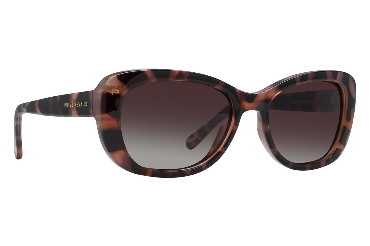 Prive Revaux Lifestyle Brown Sunglasses