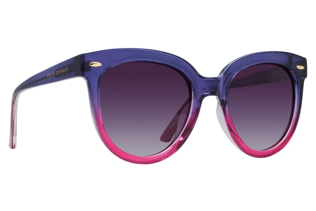 Prive Revaux Cool Off Purple Sunglasses