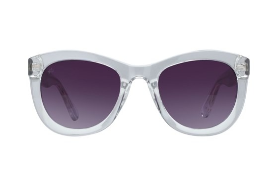 Prive Revaux Cloud 201 Clear Sunglasses