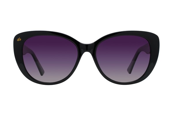 Prive Revaux Over the Moon Black Sunglasses