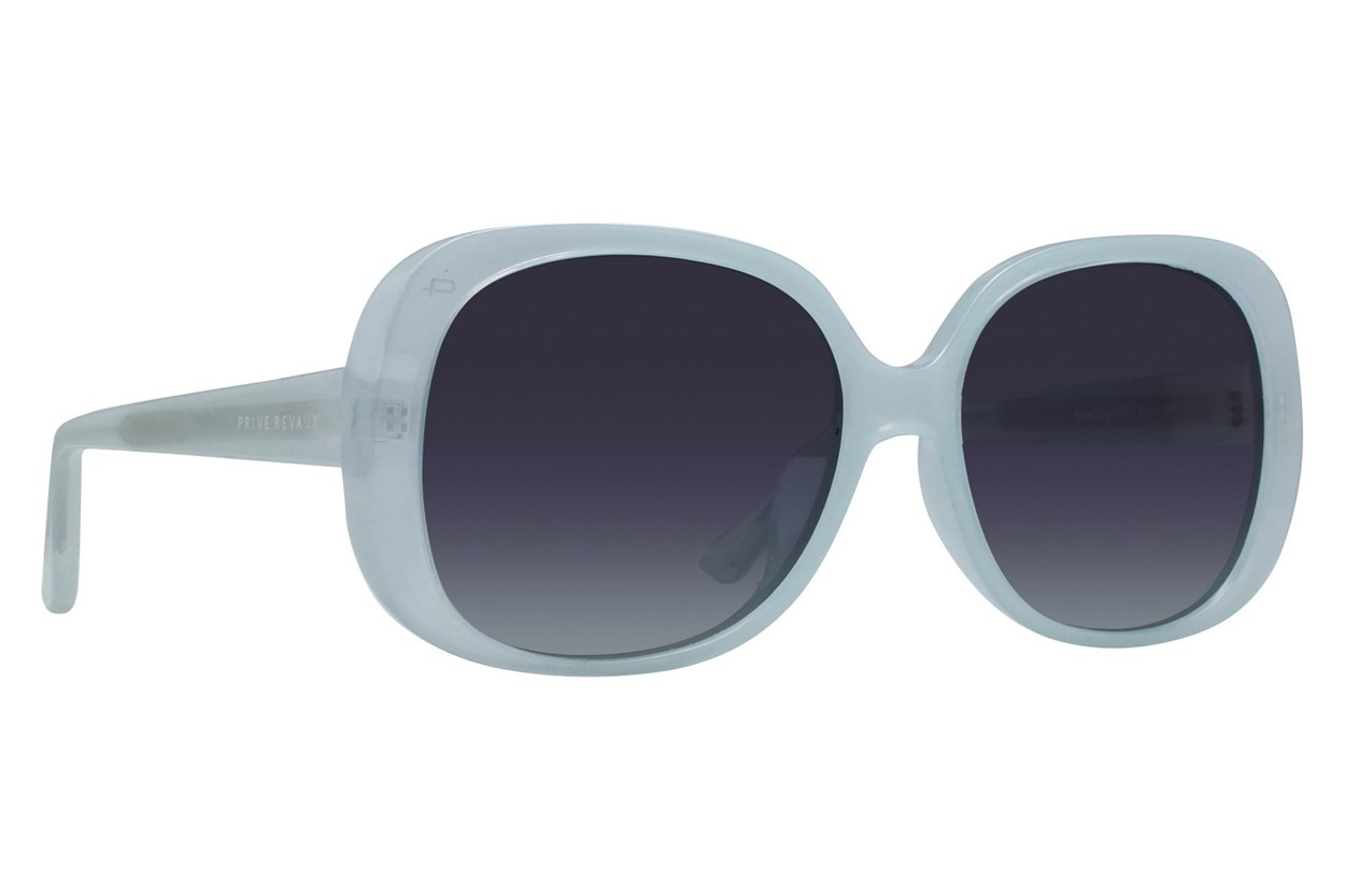 Prive Revaux Hollywood Heir Green Sunglasses
