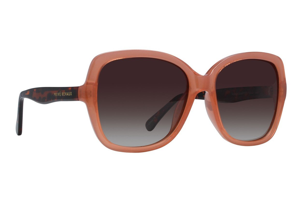 Prive Revaux To The Gables Pink Sunglasses