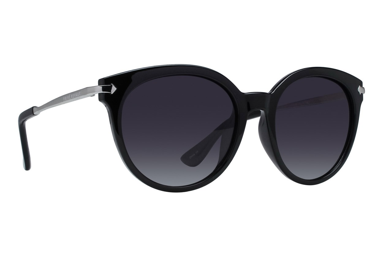 Prive Revaux FT Lavish Black Sunglasses